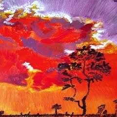 AD South African Sunset Kruger National Park Limpopo