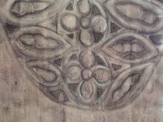 AH Minster carving
