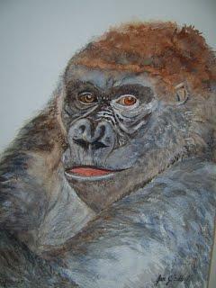 Gorgeous George Gorilla