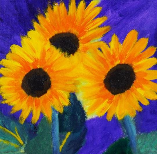 Sunflowers L Feb 2019.jpg